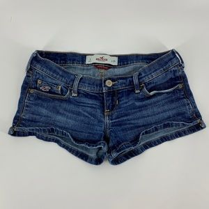 Hollister So Cal Stretchy Denim Shorts